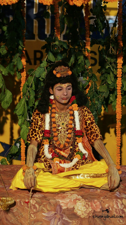 Ramlila - Shiva