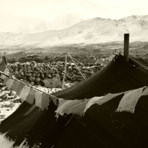 Tente de bergers du Kharnak